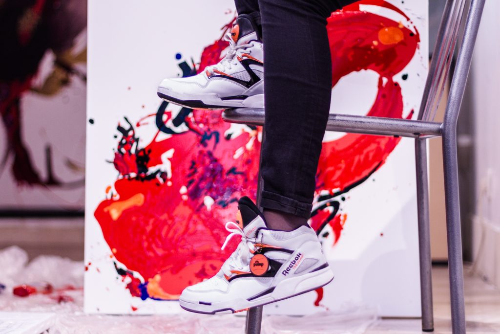 Paris Sneakers Summit N°1 : Reebok
