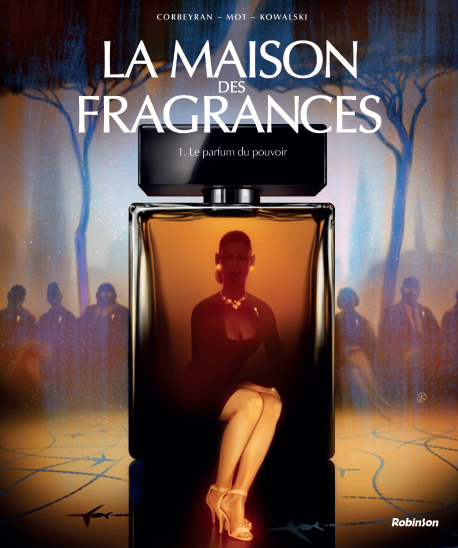 La maison des fragrances